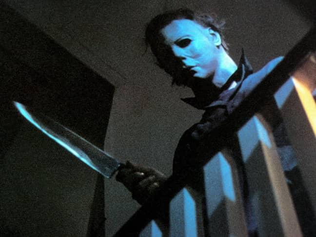 Michael Myers in 1978 horror film Halloween. Credit: Compass Pictures/Aquarius Releasing
