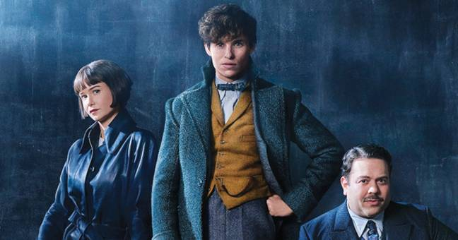 The show is inspired by the Fantastic Beasts film series. Credit: Warner Bros.