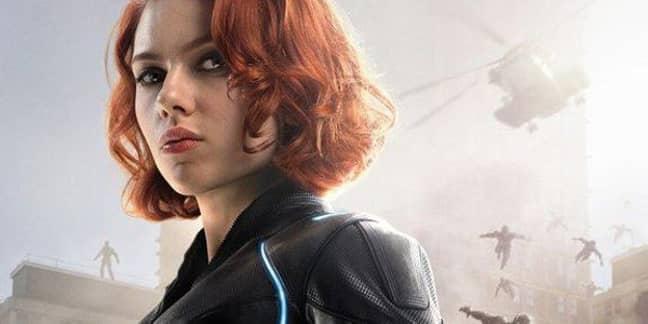 Scarlett Johnasson as Black Widow. Credit: Marvel