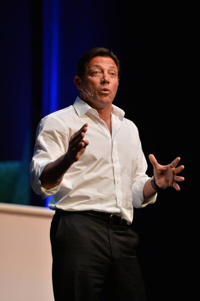 Jordan Belfort warned investors to 'be careful'. Credit: PA