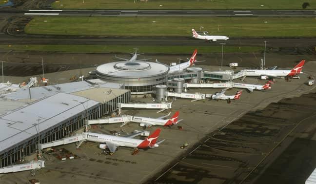 Sydney Airport. Credit: PA