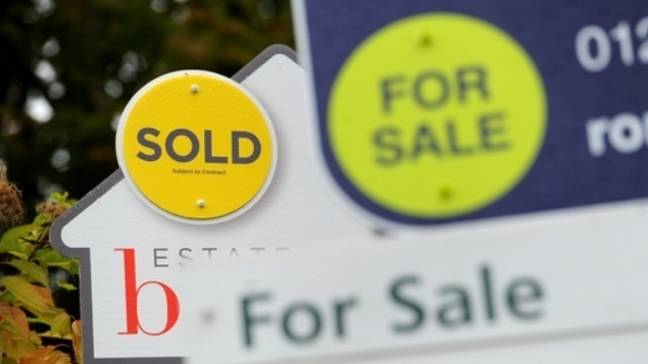 First Time Buyers Can Get On The Property Ladder With No Deposit. Credit: PA