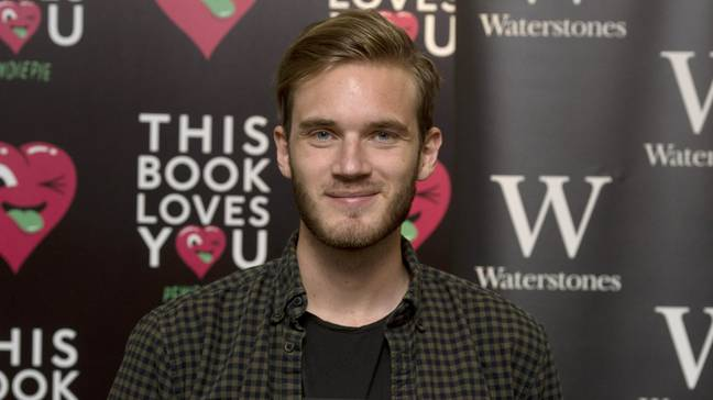 PewDiePie Has Almost 100 Million Subscribers on YouTube. Credit: PA