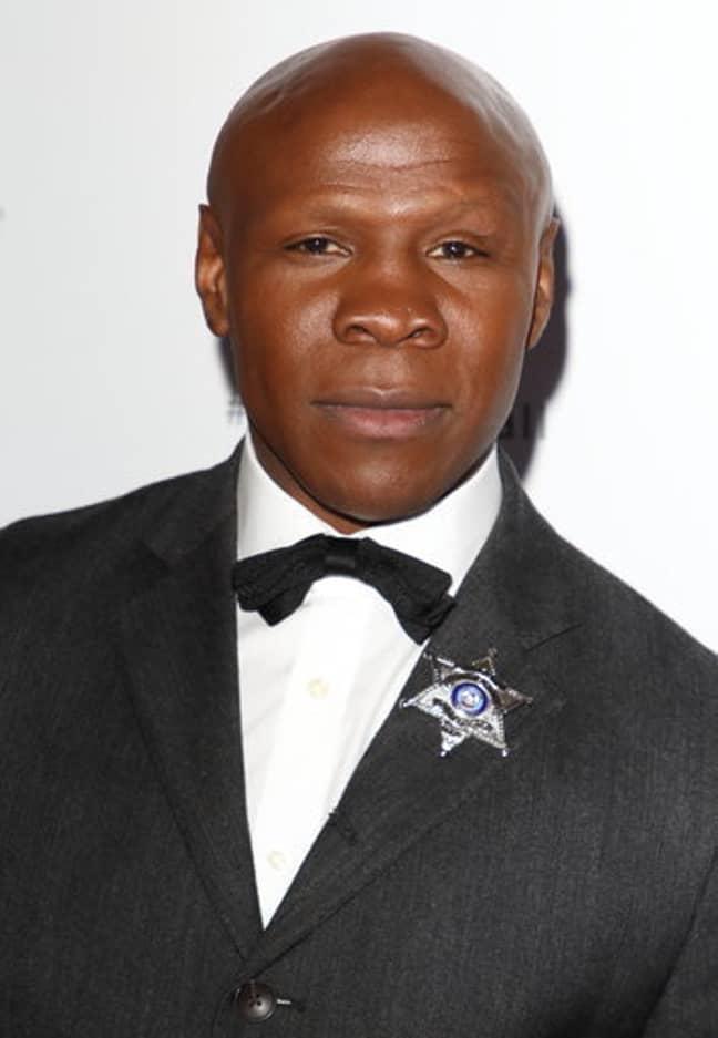 Could Chris Eubank be the next James Bond? Credit: PA