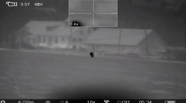 Scope footage is a key piece of evidence in the trial. Credit: CEN