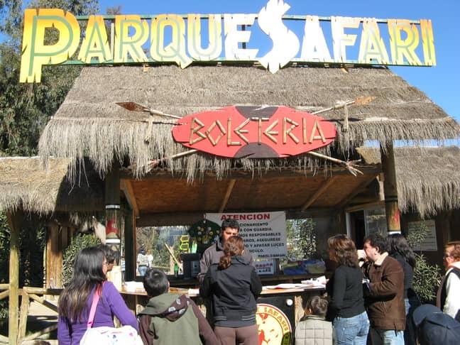 Parque Safari. Credit: Wikimedia Commons