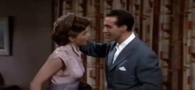 Should 'Baby It's Cold Outside' Be Banned? Credit: MGM/ITV