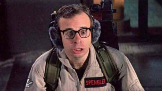 Moranis in Ghostbusters II. Credit: Columbia Pictures