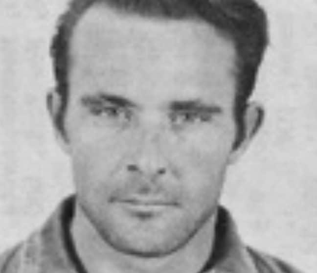 Clarence Anglin. Credit: FBI