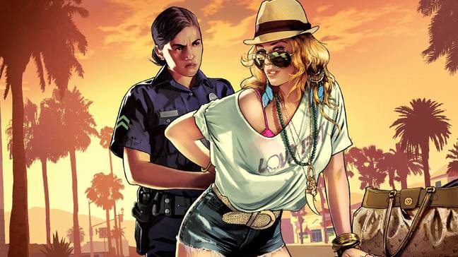 This was the other character Lohan was upset with. Credit: Rockstar Games