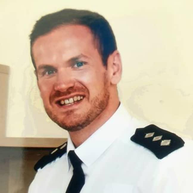 Chief Inspector John Owen. Credit: Kennedy News and Media