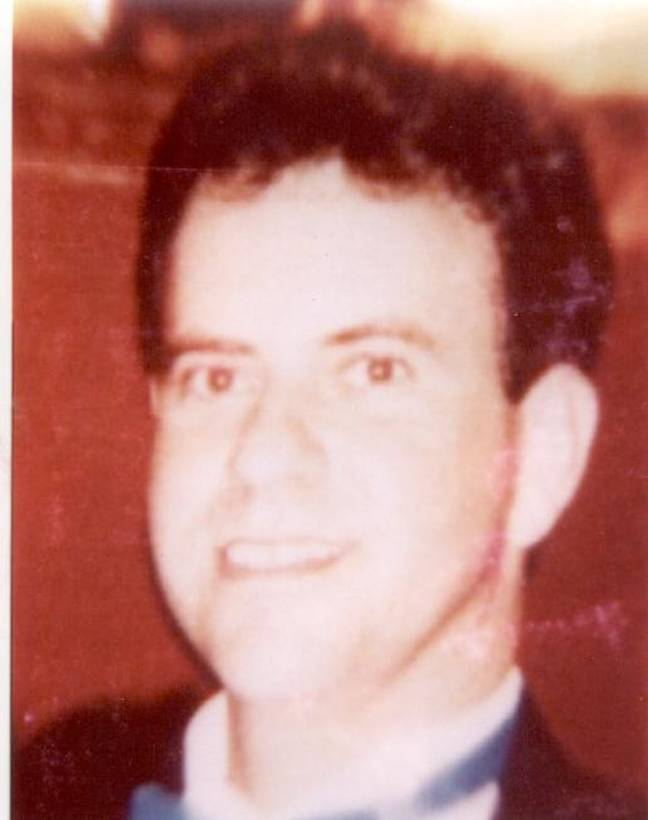 William Moldt was reported missing in 1997. Credit: The Charley Project