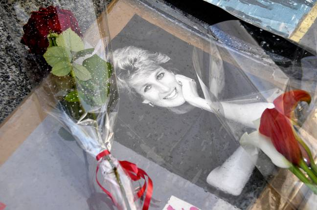 Her death prompted an international outpouring of grief. Credit: PA