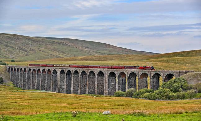 Ribblehead Viaduct. Credit: PA