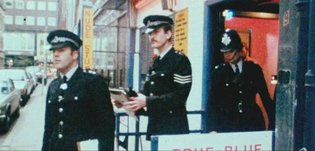 Bent Coppers: Crossing the Line of Duty is a crime documentary from BBC Two' Credit: BBC iPlayer