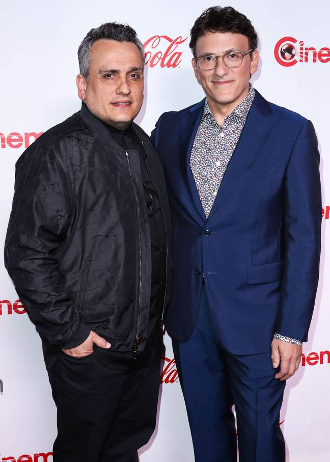 The Russo brothers' new movie is set to be Netflix's most expensive yet. Credit: PA