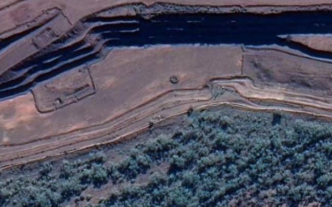 Yandi Mines. Credit: Google Maps