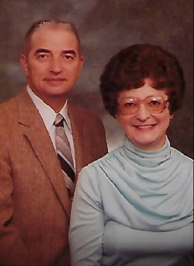 Les and Freda Austin. Credit: Legacy.com
