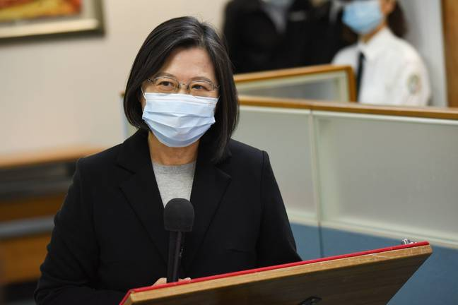 The female patient is the first local case of the virus for eight months. Credit: PA
