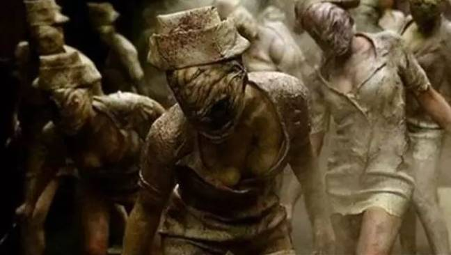 A new Silent Hill movie is also in the pipeline. Credit: Konami