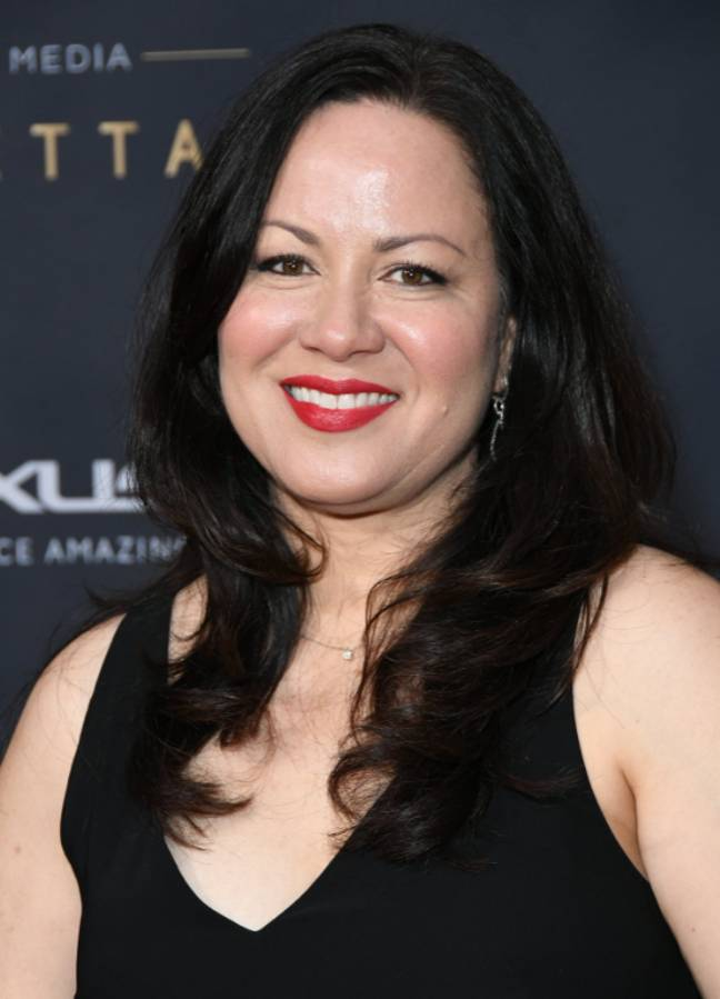 Shannon Lee. Credit: PA