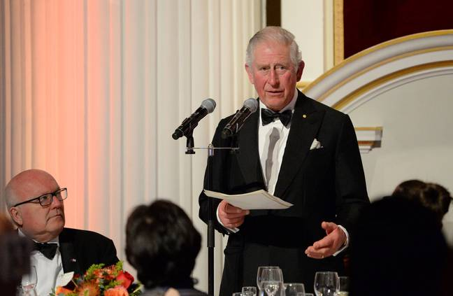 Prince Charles at a public engagement earlier this month. Credit: PA