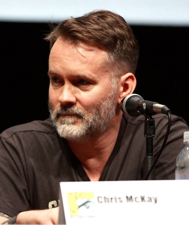 Director Chris McKay. Credit: Gage Skidmore/Creative Commons