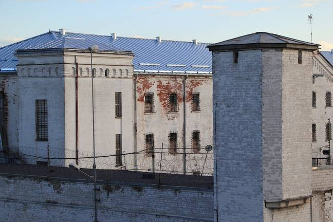 Prison exterior