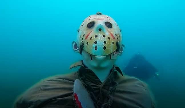Credit: YouTube/Steele Scuba Diving