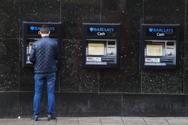 The declining numbers of free ATMs is expected to affect the elderly and rural areas the most. Credit: PA
