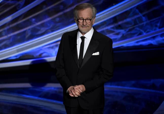 Steven Spielberg. Credit: PA