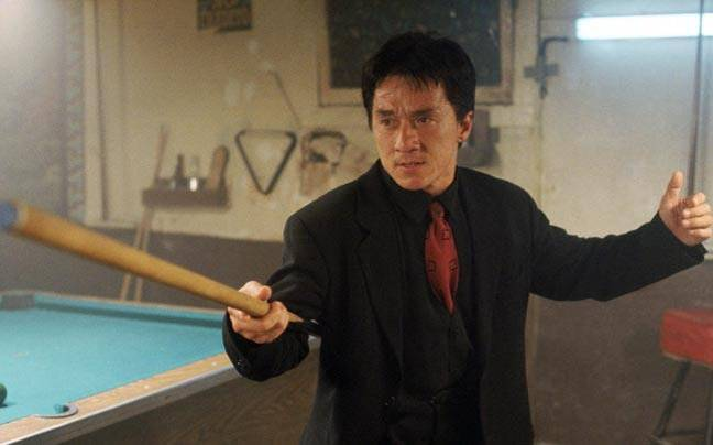 Jackie Chan in Rush Hour. Credit: New Line Cinema