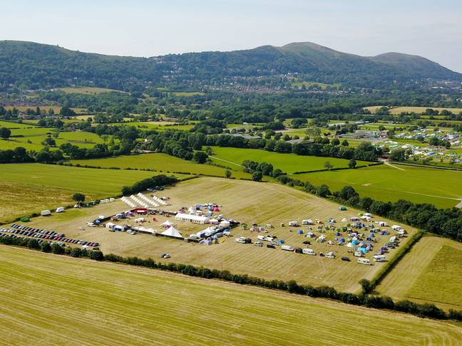 The UK's biggest swingers' festival was cancelled due to coronavirus. Credit: SWNS