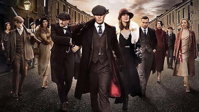 Peaky Blinders Season 5. Credit: BBC