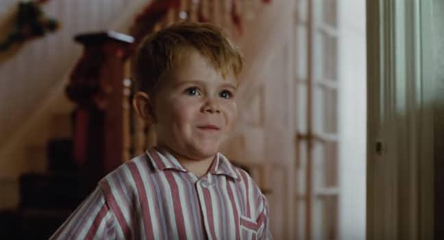 The 2018 John Lewis Christmas advert stars a four-year-old boy as a young Elton John. Credit: John Lewis