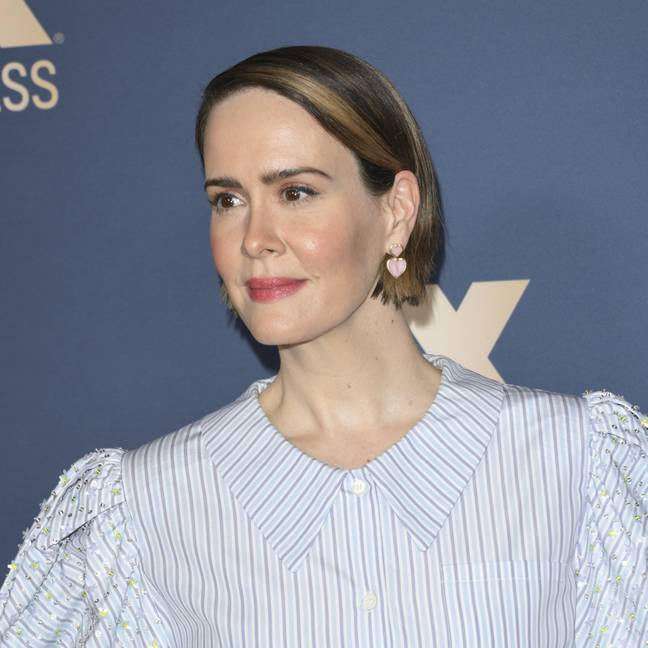 Sarah Paulson is returning to American Horror Story. Credit: FX