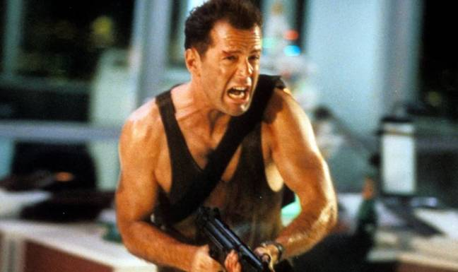 A 12-year-old accidentally proved that Die Hard is a Christmas movie. Credit: 20th Century Fox