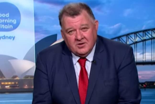 Liberal MP Craig Kelly. Credit: ITV
