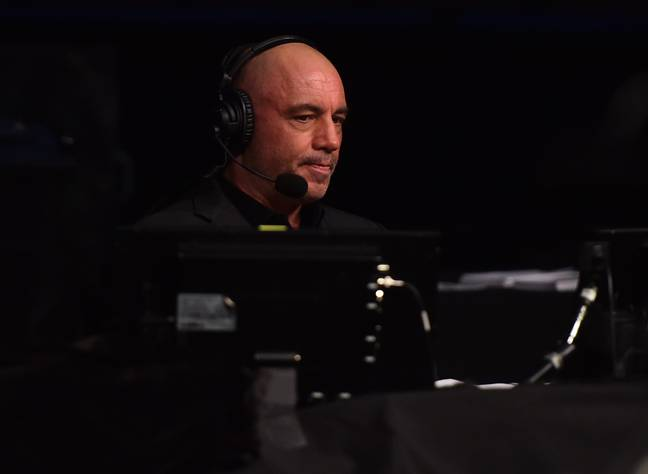 Joe Rogan has signed an exclusive deal with Spotify. Credit: PA
