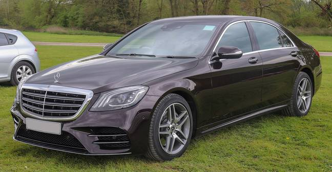 The couple complained to Mercedes-Benz about a fault with their car. Credit: Creative Commons/Vauxford