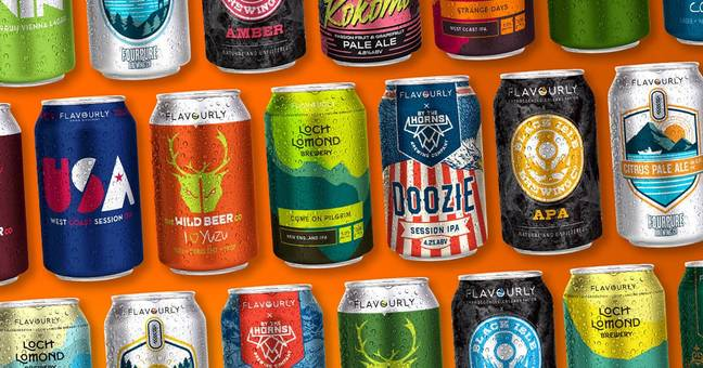 Flavourly - Craft Beers