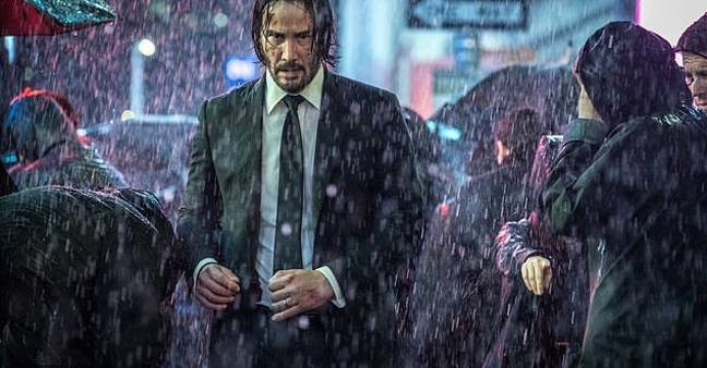 This John Wick film is going to be the bloodiest yet. Credit: Lionsgate