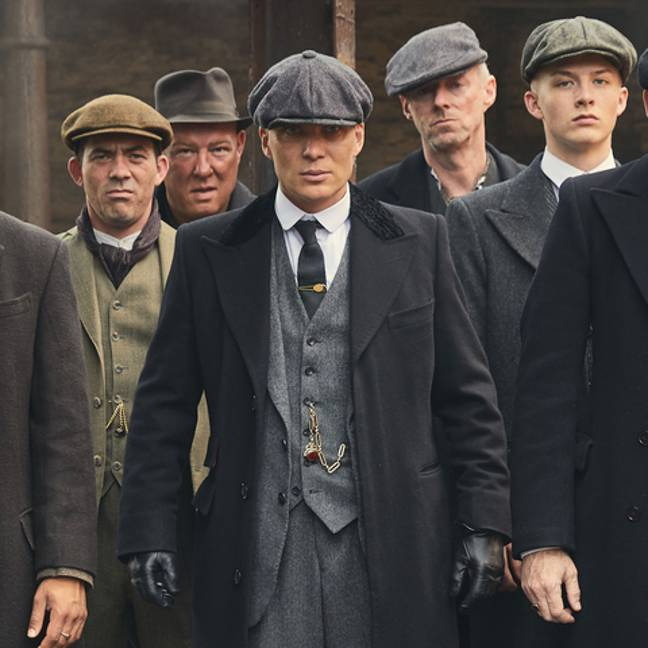 The director of Peaky Blinders season five has said a film could work. Credit: BBC