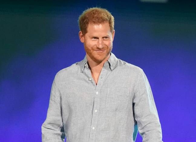 Prince Harry has started a new life in California. Credit: PA