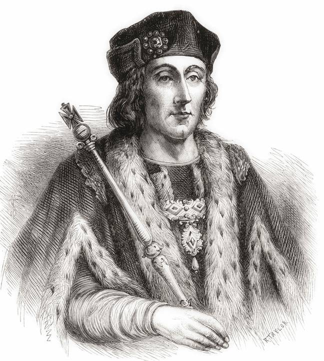 King Henry VII. Credit: PA