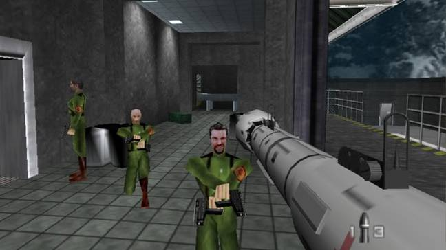 The new documentary on GoldenEye 007 doesn't yet have a release date. Credit: Nintendo