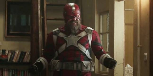 David Harbour stars in the new film as Red Guardian. Credit: Marvel/Disney