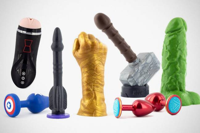 Credit: Geeky Sex Toys