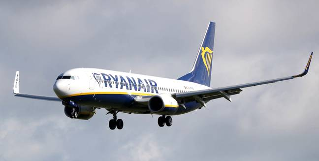Ryanair plans on restoring 40 percent of its flight schedule from 1 July. Credit: PA