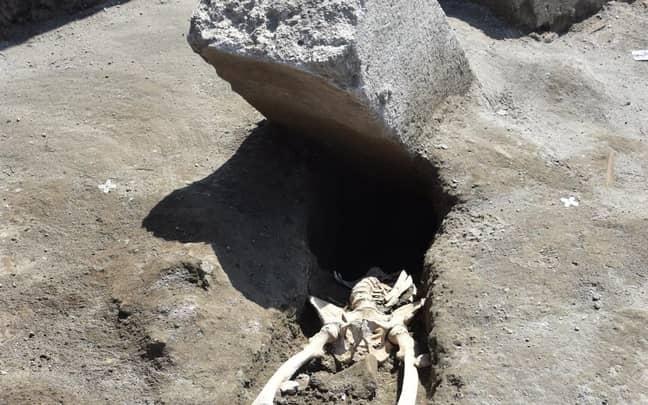 Credit: Pompeii Archaeological Site